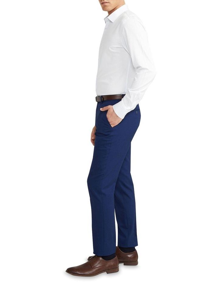 Jonathan Stripe Slim Shirt Light Blue image 4