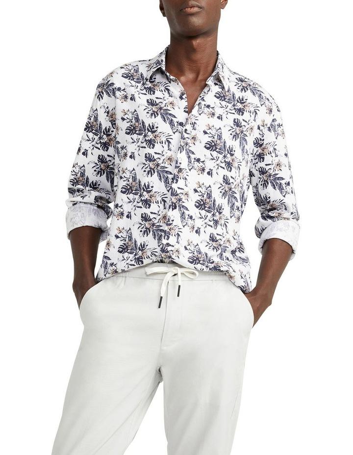 Tropics Viscose Shirt White image 1