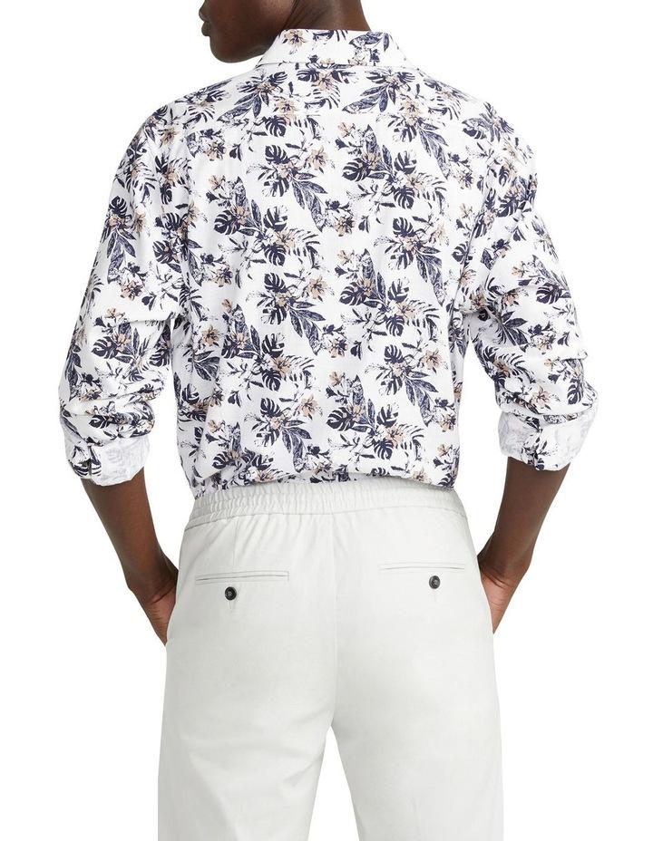 Tropics Viscose Shirt White image 2