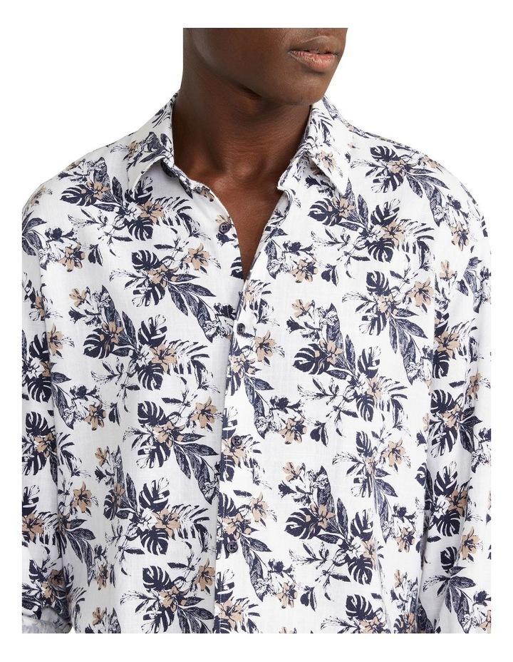 Tropics Viscose Shirt White image 3