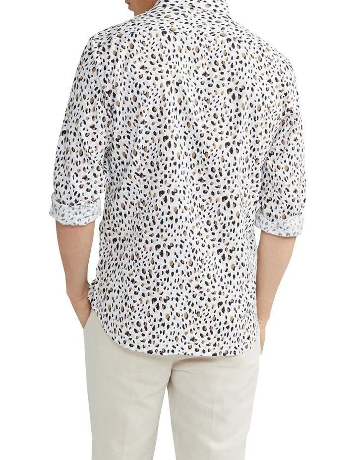Leo Leopard Shirt Natural image 2