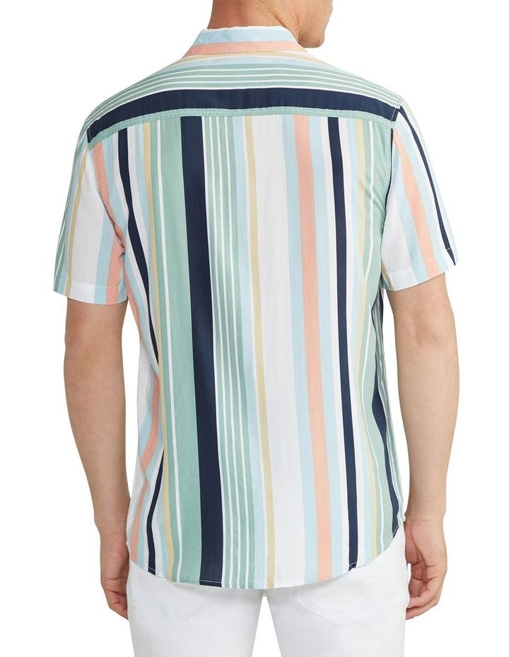 Nevada Stripe Viscose Shirt image 2