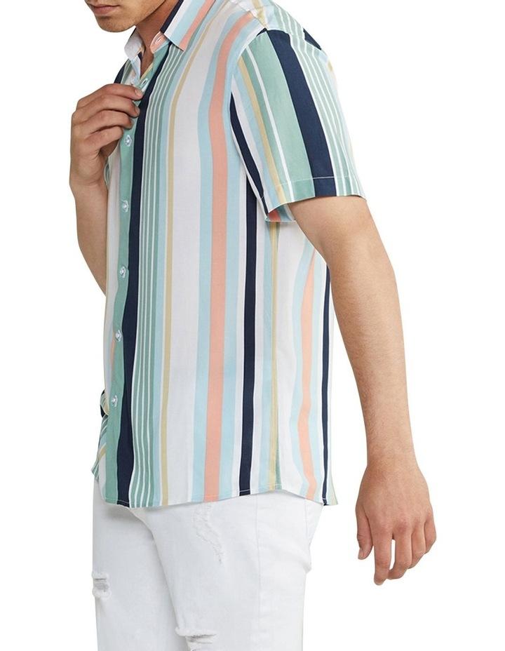 Nevada Stripe Viscose Shirt image 4