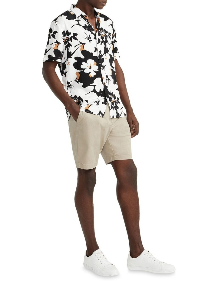 Hemi Relaxed Cotton Short Natural image 4