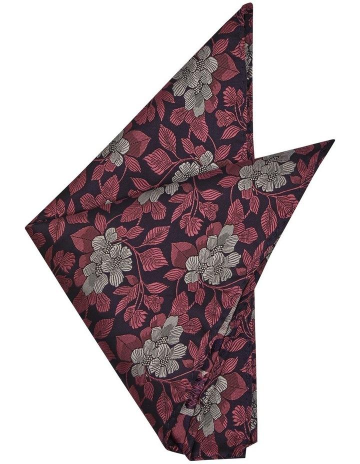 Host Floral Pocket Square Pink image 1
