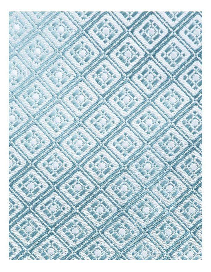 Fresh Tile 6.5Cm Tie Green image 2