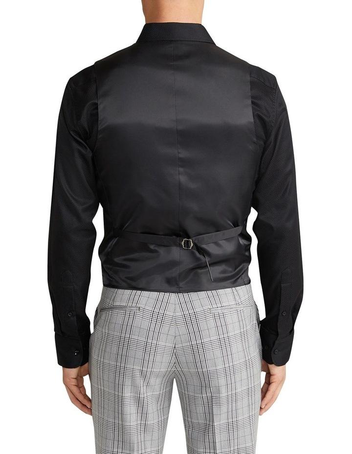 Pista Stretch Waist Coat Charcoal image 2