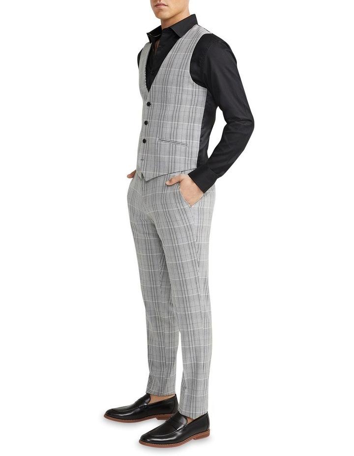 Pista Stretch Waist Coat Charcoal image 4