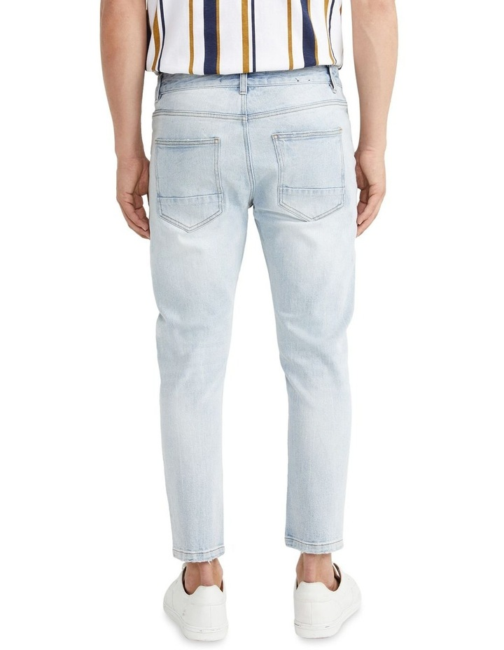 Cave Cropped Skinny Jean Sky Blue image 2