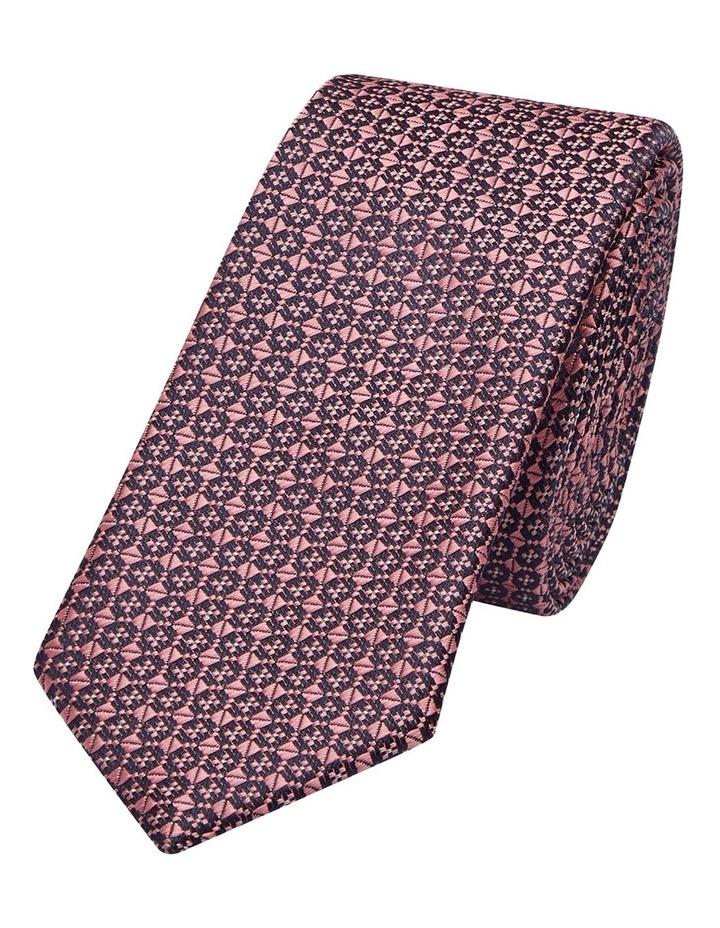 Halow Geo Tile 5Cm Tie Pink image 1