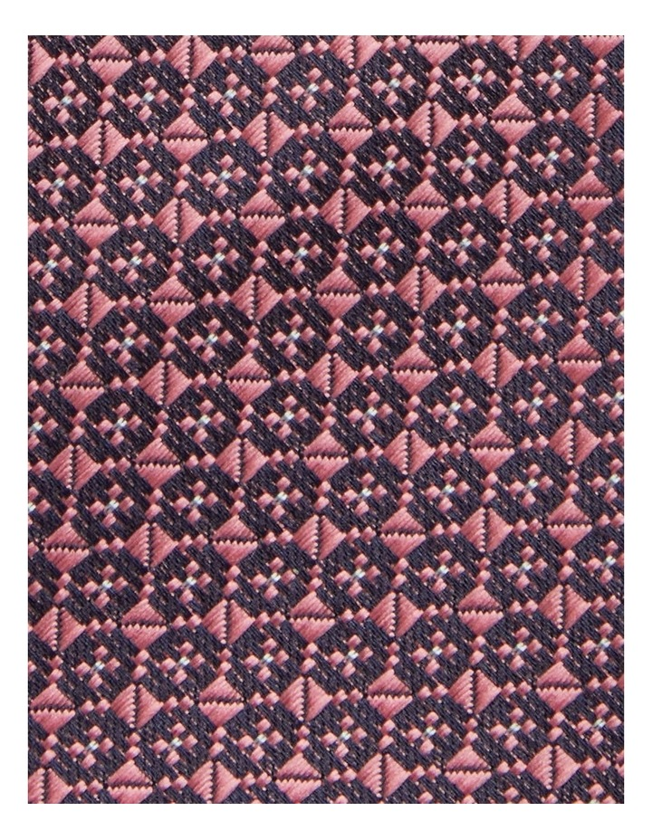 Halow Geo Tile 5Cm Tie Pink image 2