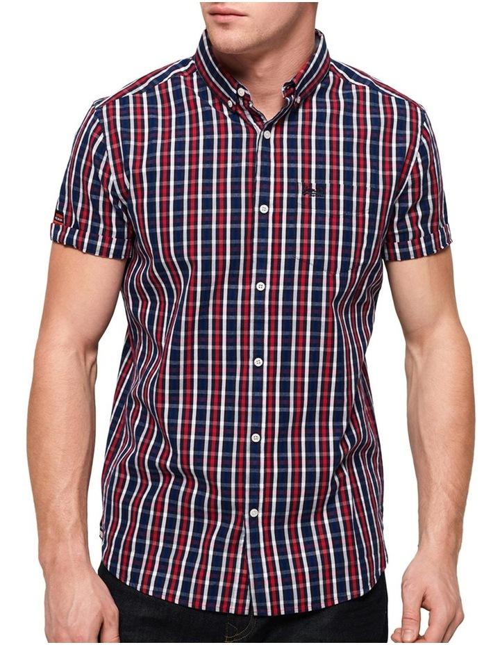 Premium University Oxford Short Sleeve Shirt image 1