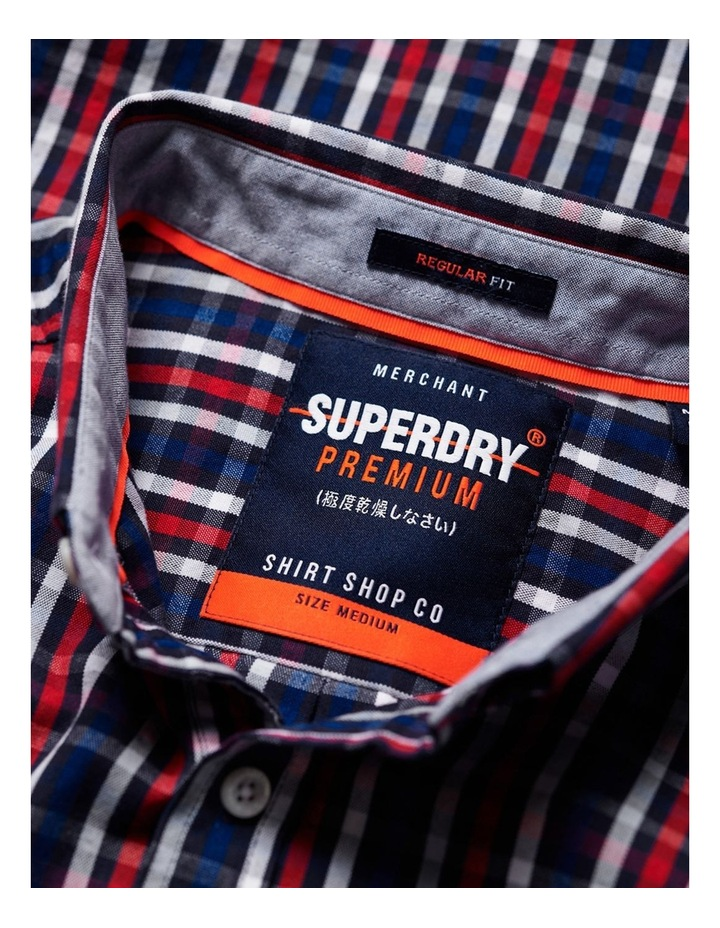 Premium University Oxford Short Sleeve Shirt image 2