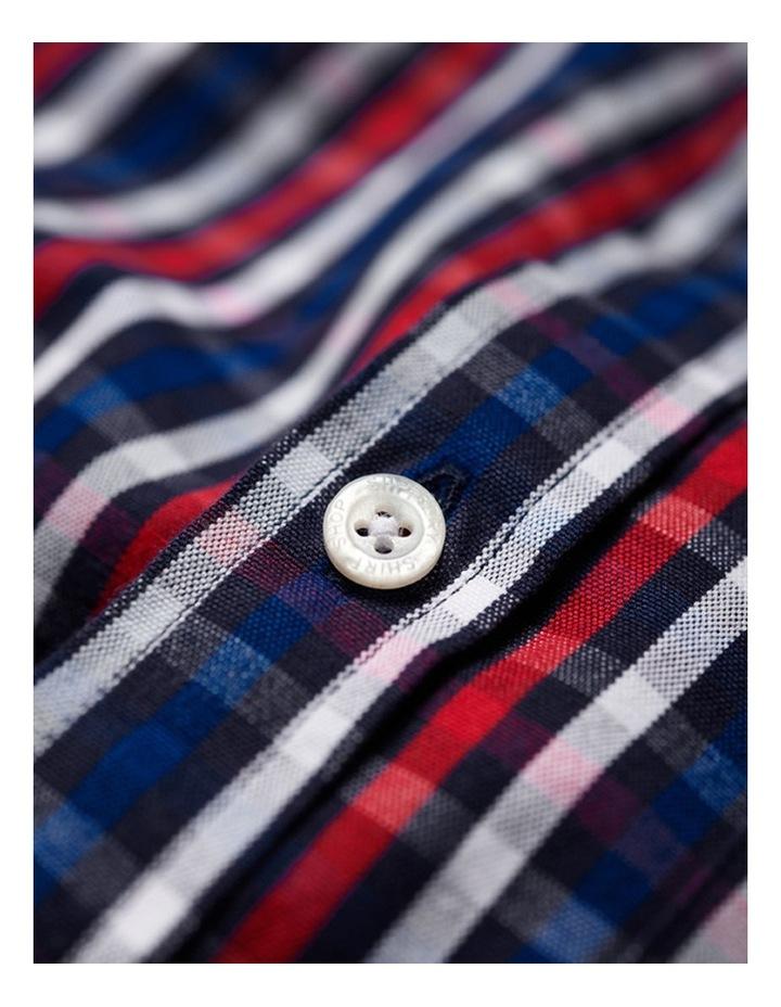 Premium University Oxford Short Sleeve Shirt image 3