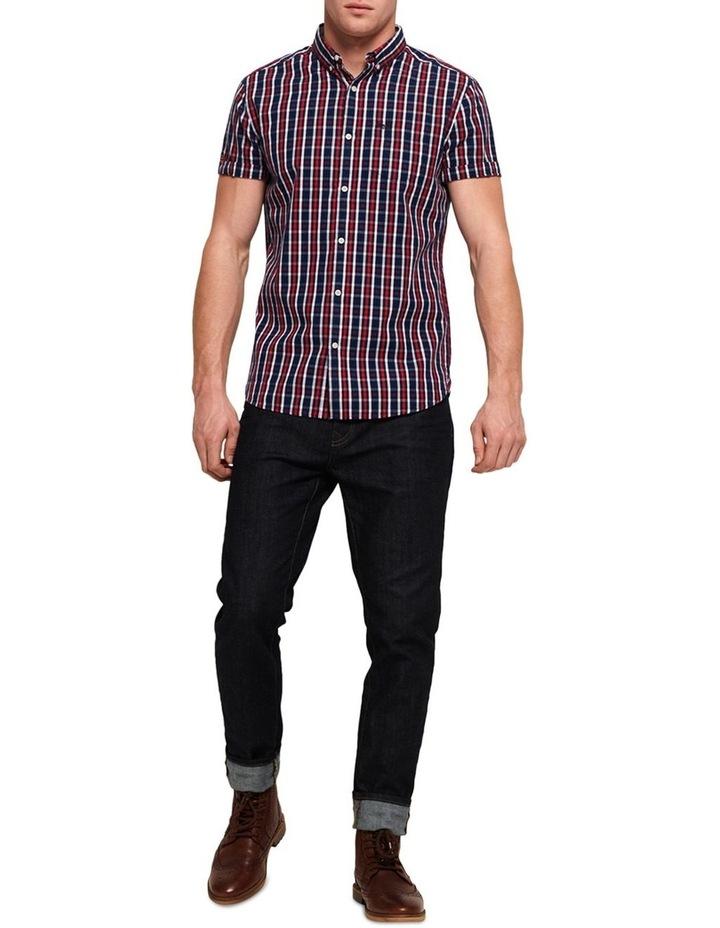 Premium University Oxford Short Sleeve Shirt image 4