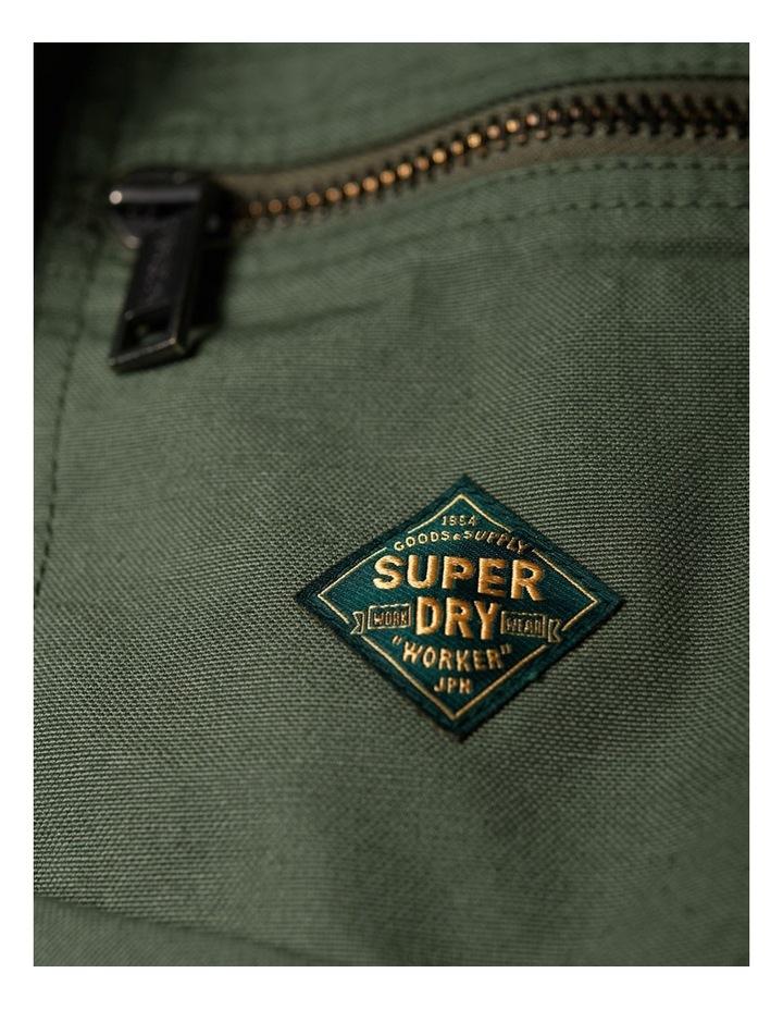 Supersonic Canvas Coach Jacket image 3