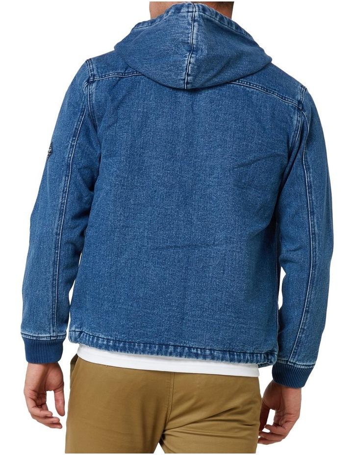 Hooded Worker Jacket image 3
