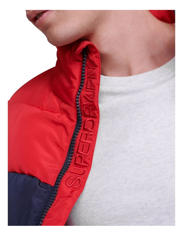 Colour Stripe Sports Puffer image 4