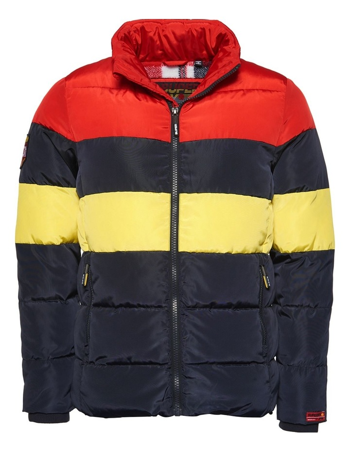 Colour Stripe Sports Puffer image 6