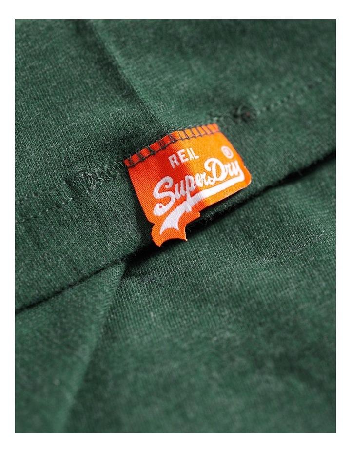 Orange Label Vintage Embroidery Vee Tee image 4