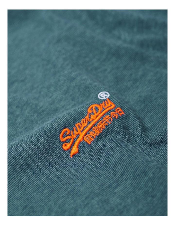 OL vintage embroidery tee image 4