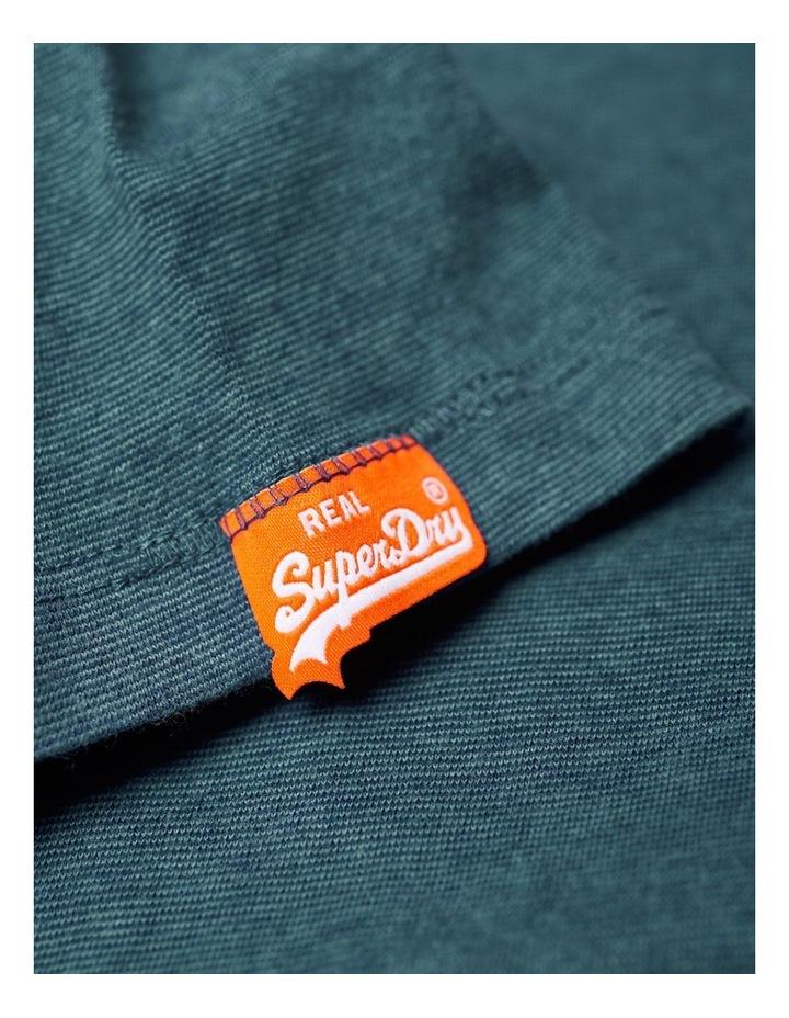 OL vintage embroidery tee image 5