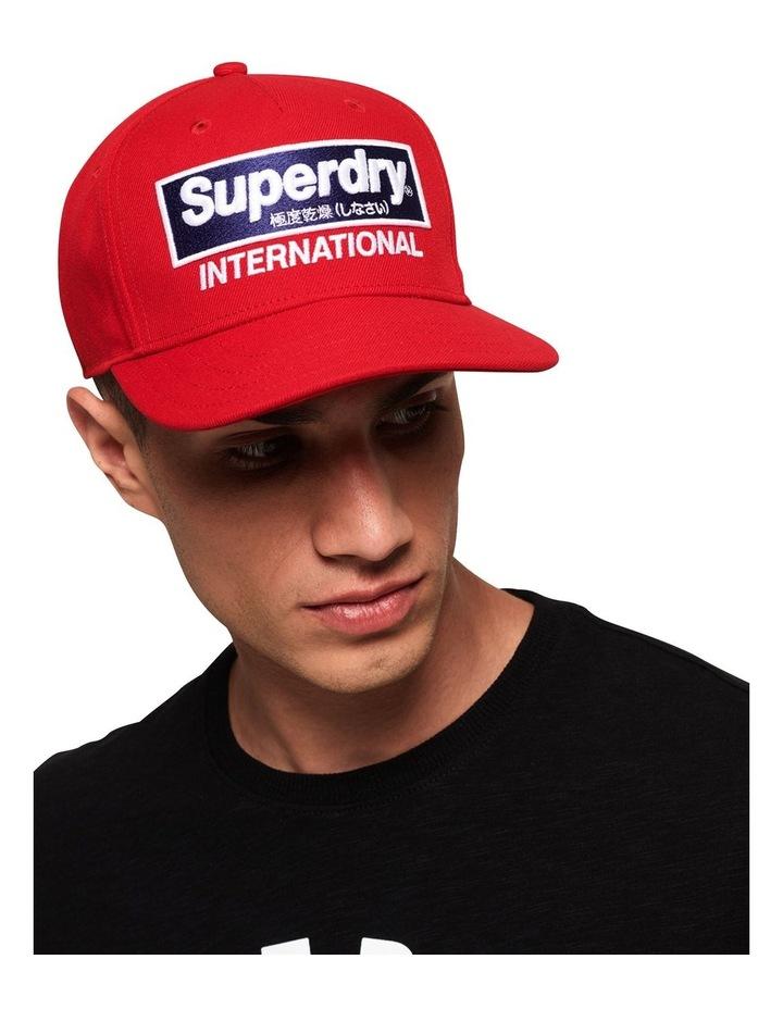 International B-Boy Cap image 4