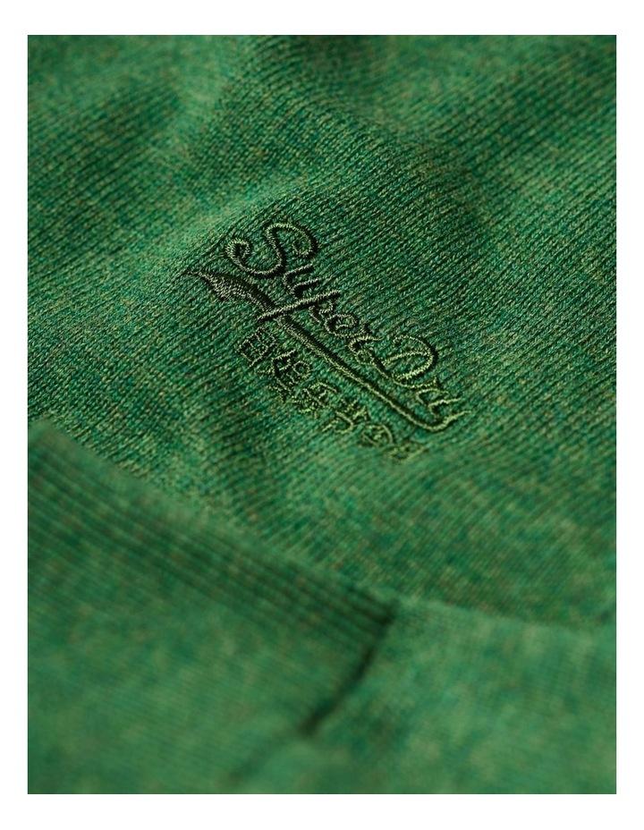 Orange Label Cotton Crew image 3