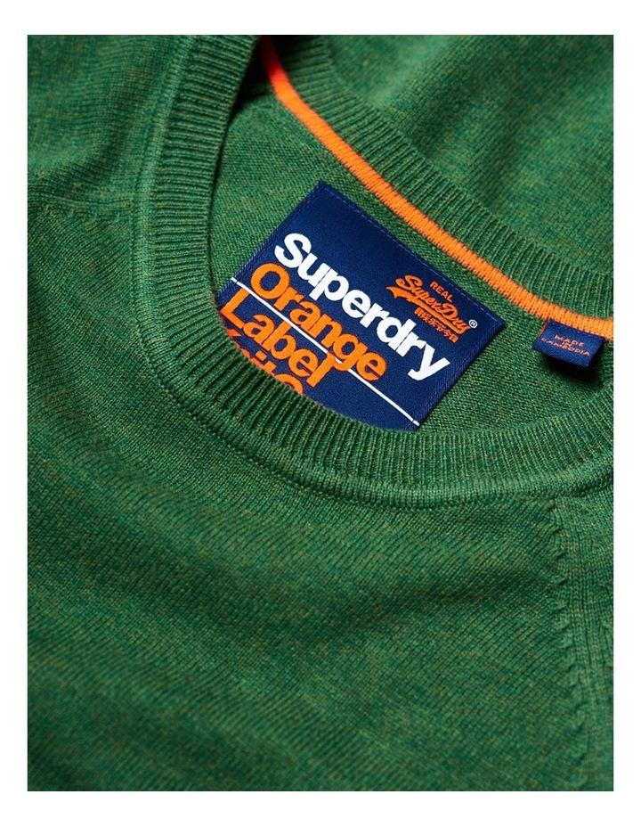 Orange Label Cotton Crew image 4