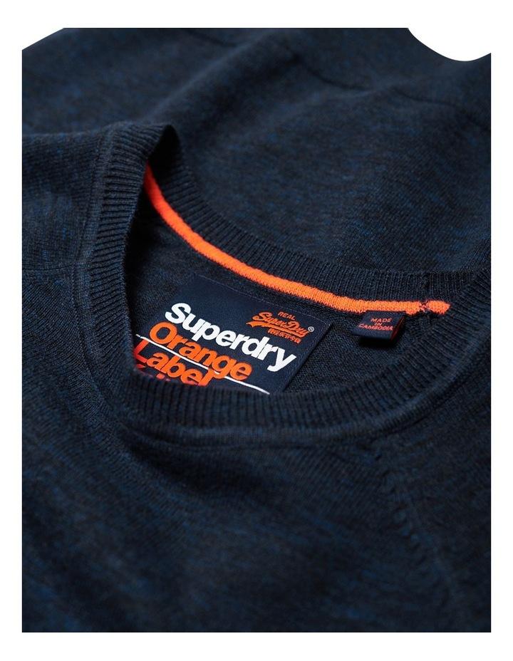 Orange Label Cotton Crew image 5