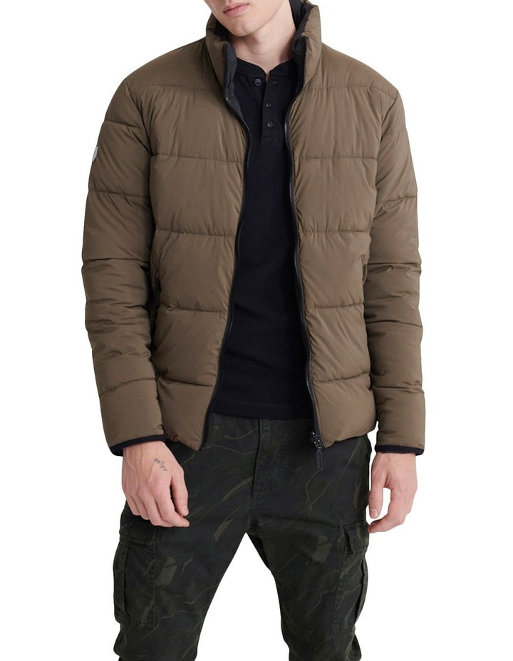Printed Reversible Jacket image 1