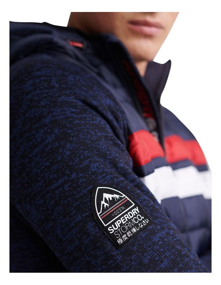 Storm Chest Stripe Hybrid Ziphood image 5