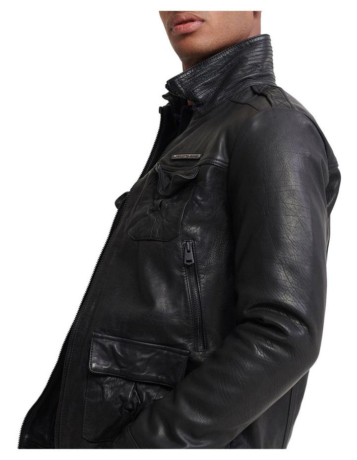 Icon Brad Leather Jacket image 2