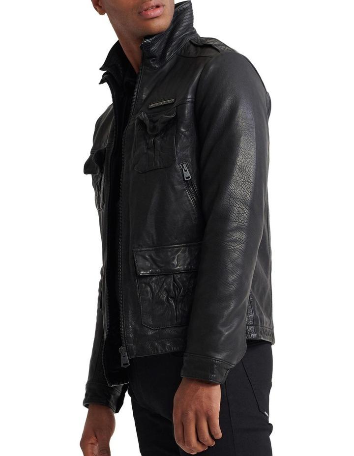 Icon Brad Leather Jacket image 3