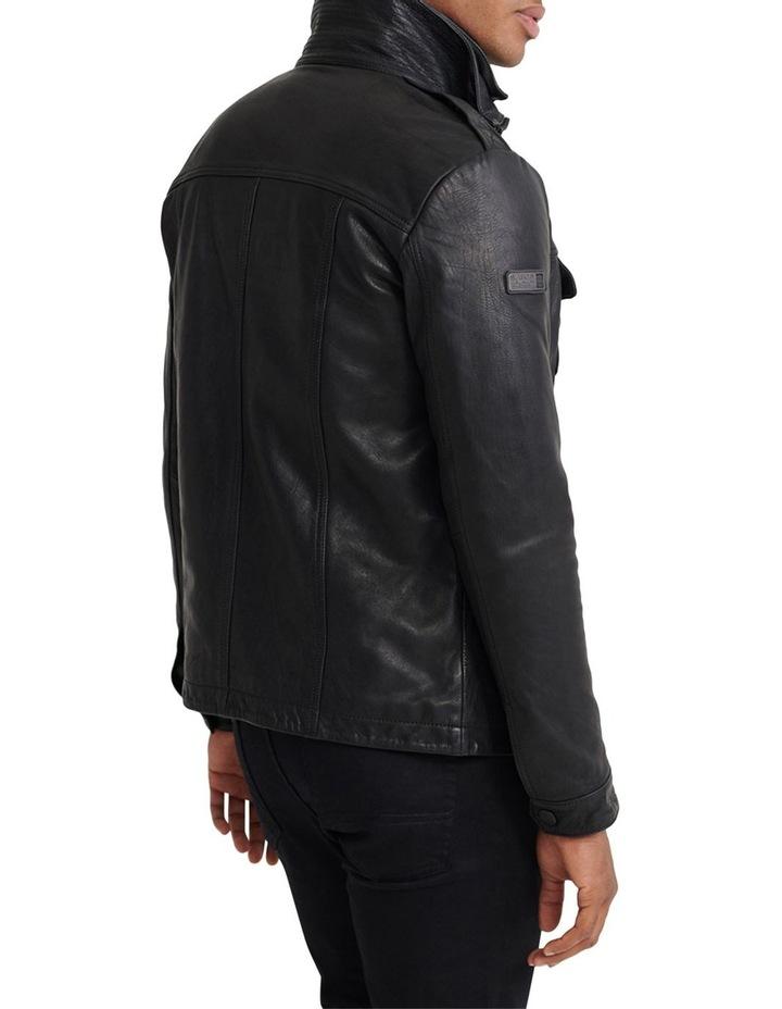 Icon Brad Leather Jacket image 4