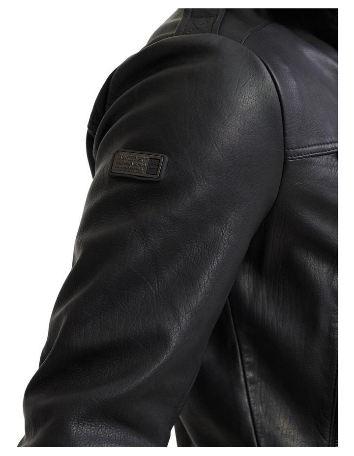 Icon Brad Leather Jacket image 5