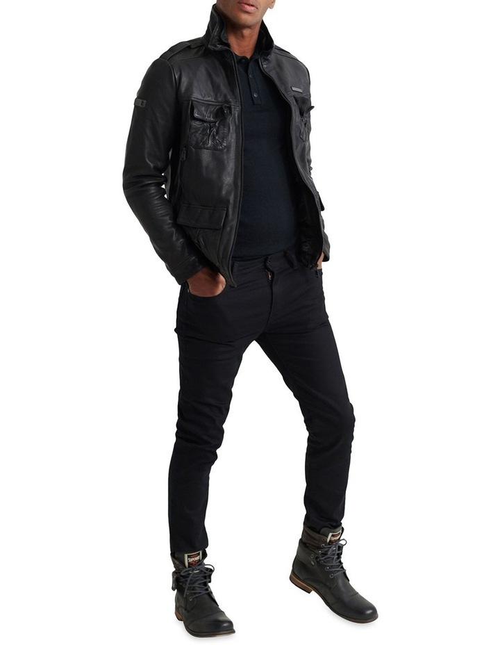 Icon Brad Leather Jacket image 6