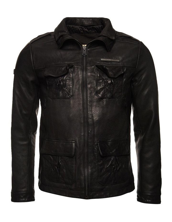 Icon Brad Leather Jacket image 7