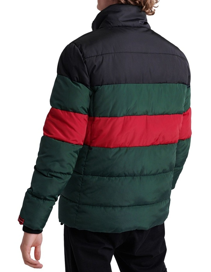 Colour Stripe Sports Puffer image 2