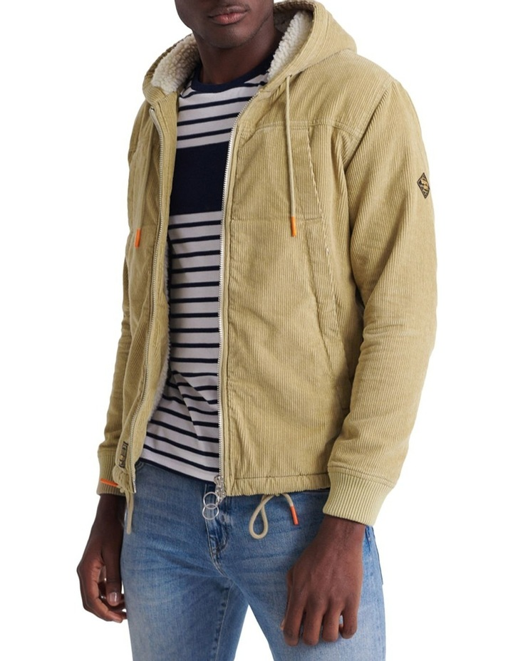 Hooded Worker Jacket image 1