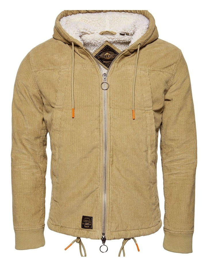 Hooded Worker Jacket image 7