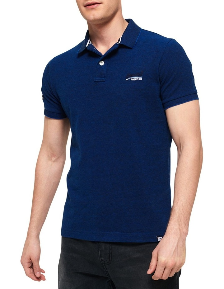 Classic Pique Short Sleeve Polo image 1
