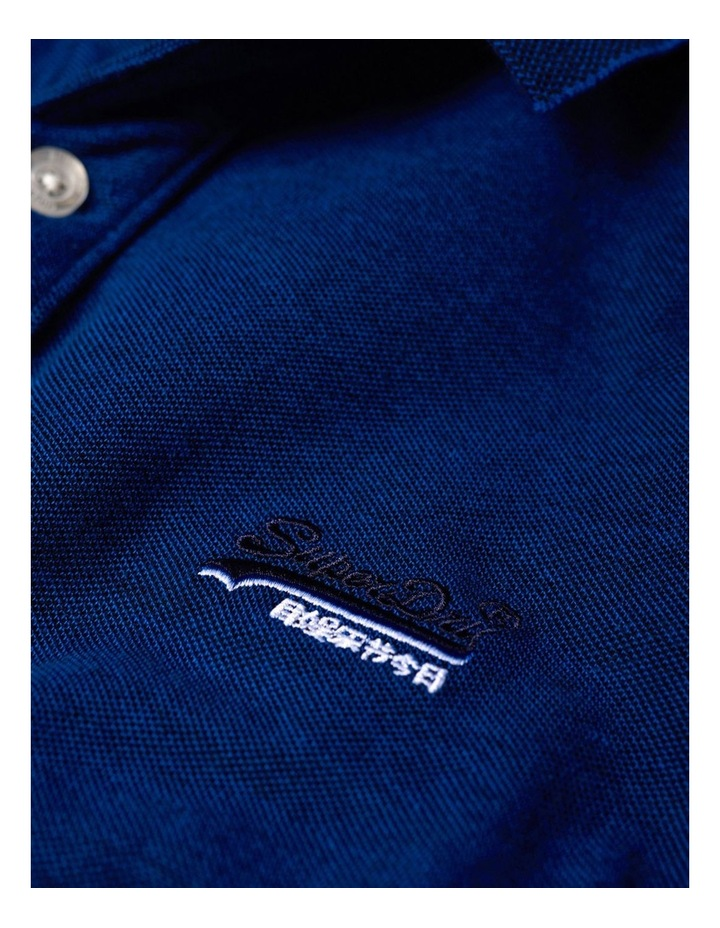 Classic Pique Short Sleeve Polo image 4