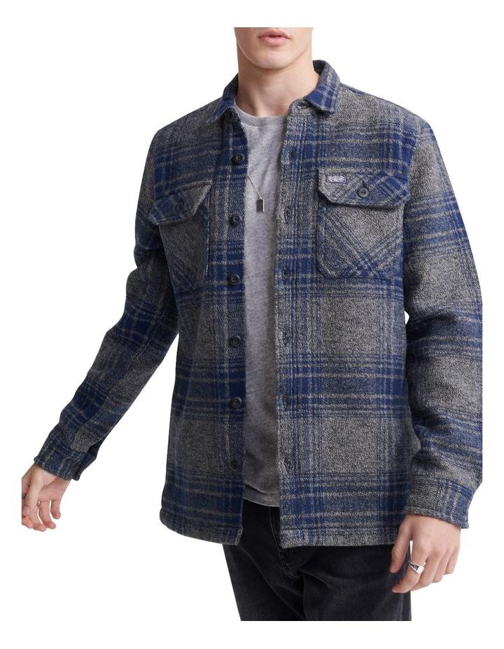 Miller Flannel Long Sleeve Shirt image 1