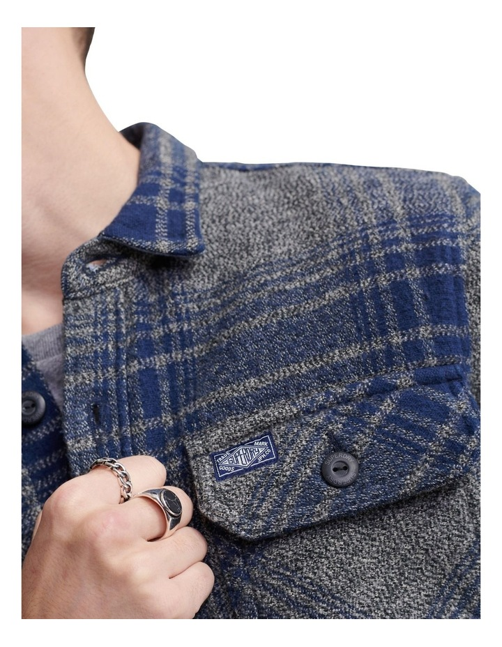 Miller Flannel Long Sleeve Shirt image 4