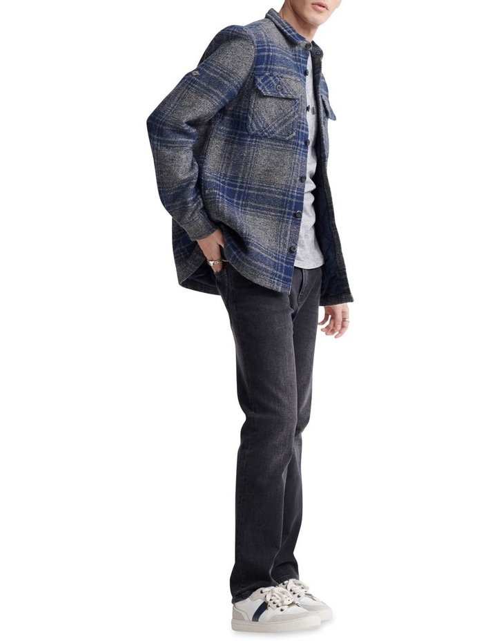 Miller Flannel Long Sleeve Shirt image 5