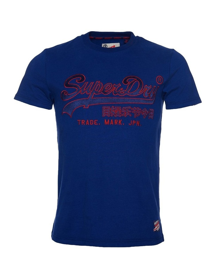 Downhill Racer Applique Tee image 4