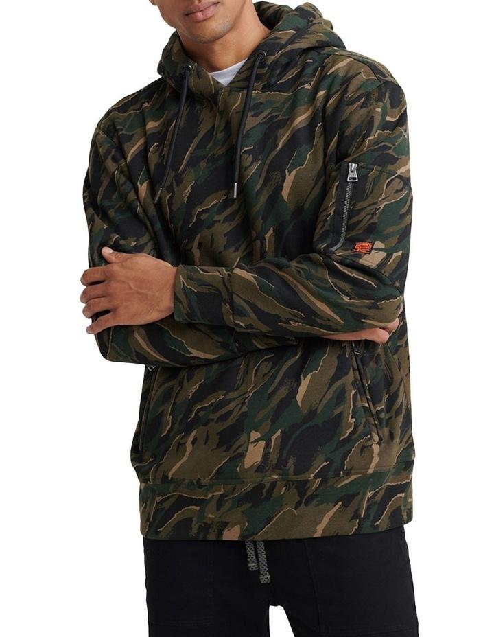 Rookie Zip Pocket Overhead Hood image 1