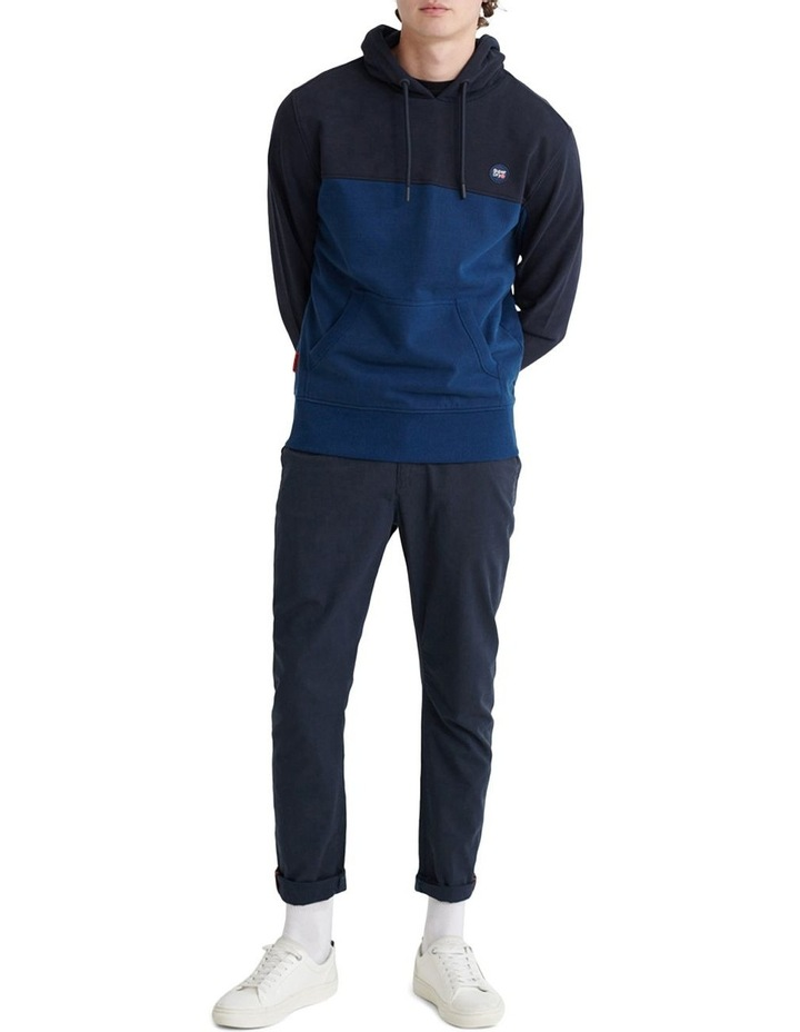 Collective Colour Block Hood image 5