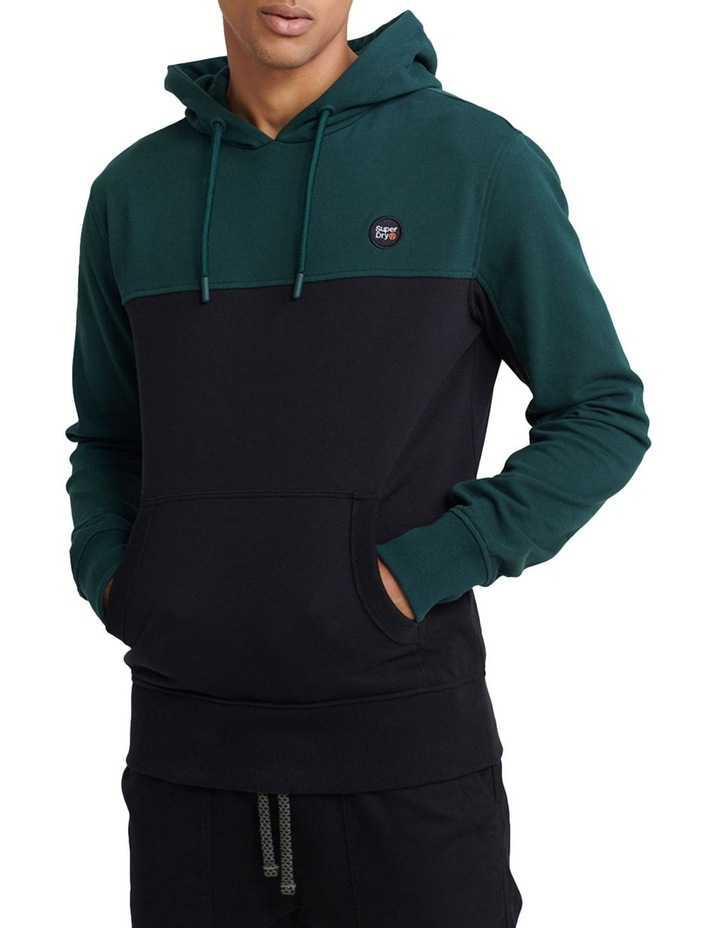 Collective Colour Block Hood image 1